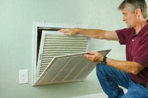 HVAC Air Filter, Home Maintenance, changing air filter