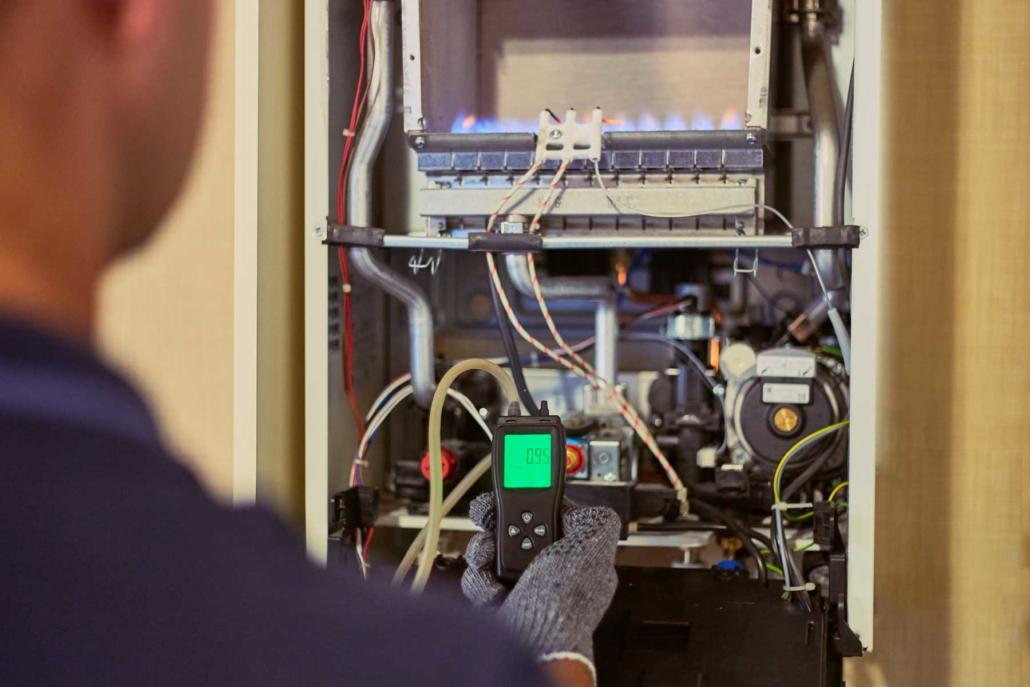 Checking electircal Panel