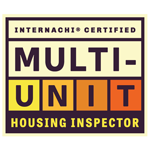 InterNACHI Multi-Unit Housing Inspector badge