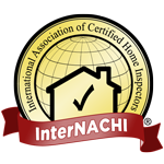 InterNACHI Certified Home Inspector Badge