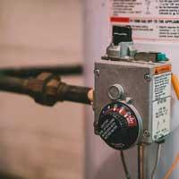 Water Heater valve