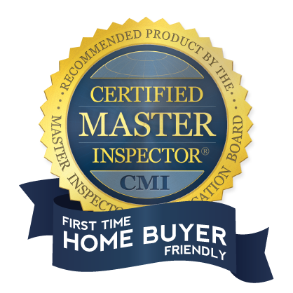 Certified Master Inspector Badge