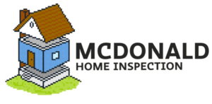McDonald Home Inspection Logo