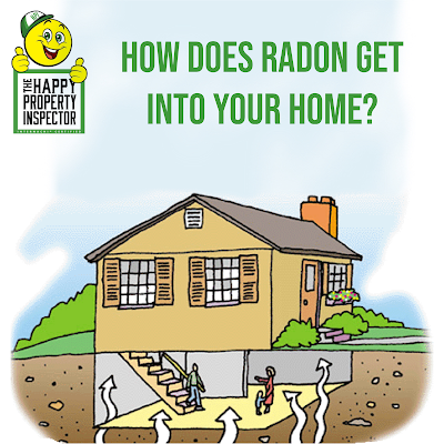 The Happy Property Inspector Radon