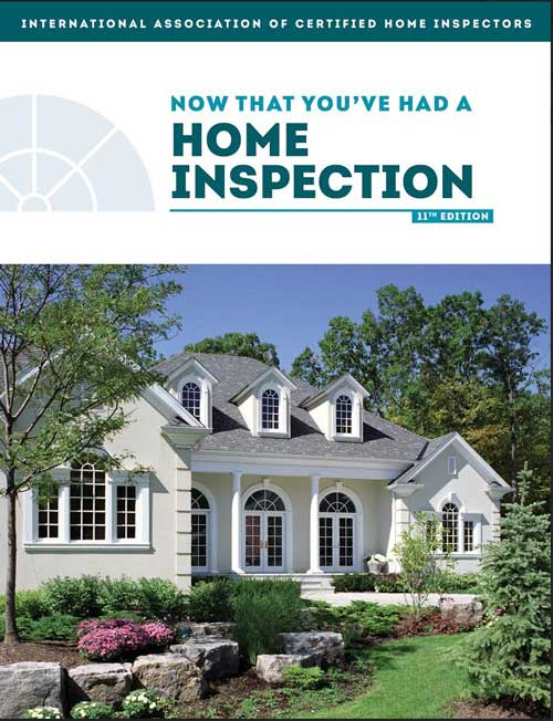 Now that you have had a home inspection