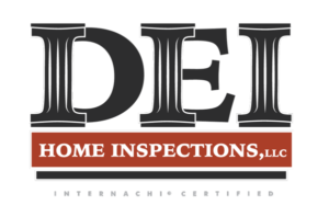 DEI Home Inspections Logo