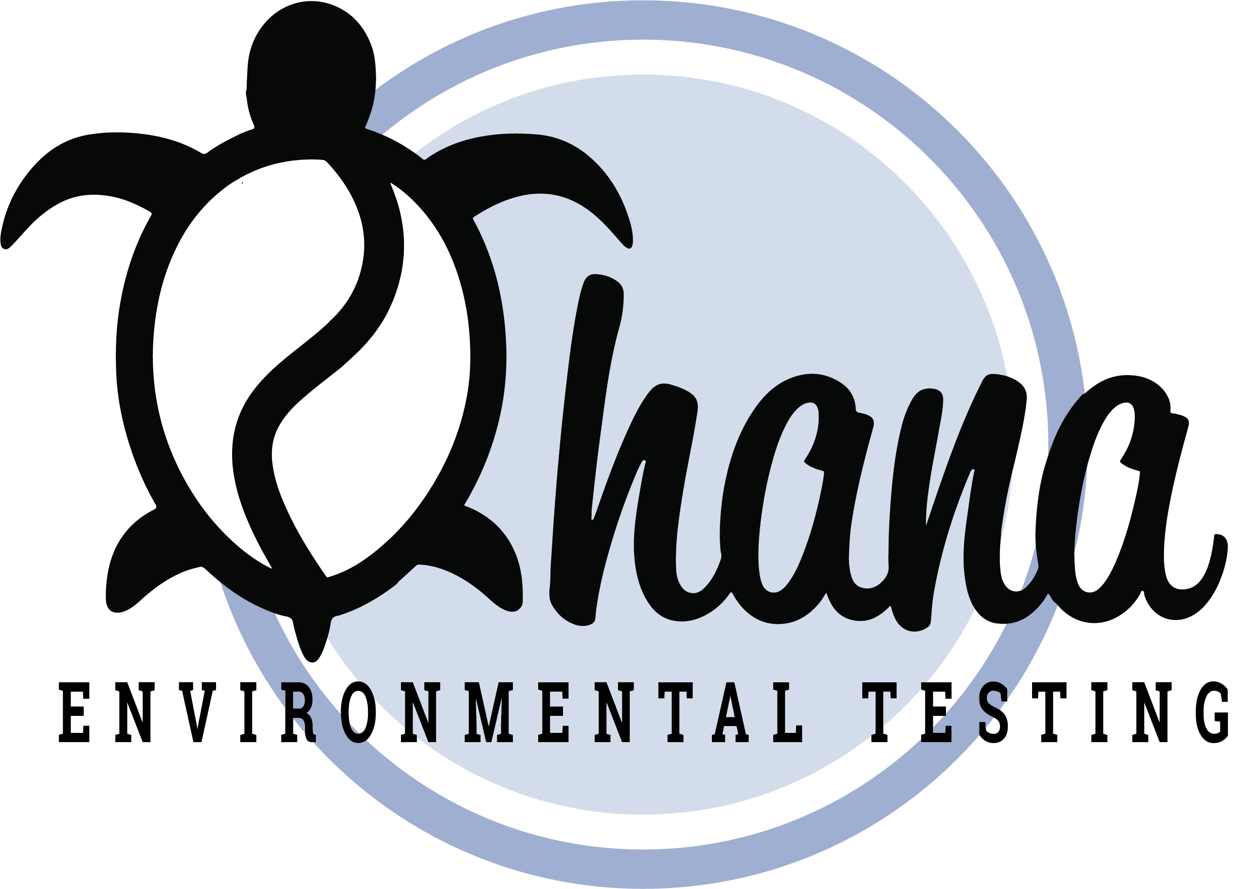 Ohana Environmental Testing Logo
