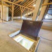 Attic, Ventilation & Insulation Inspection